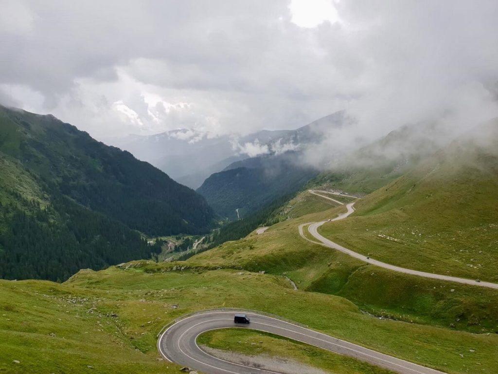 כביש הטראנספגרשן רומניה
