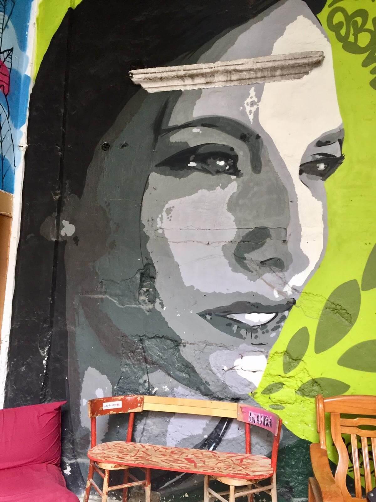 אמנות רחוב בנאפולי