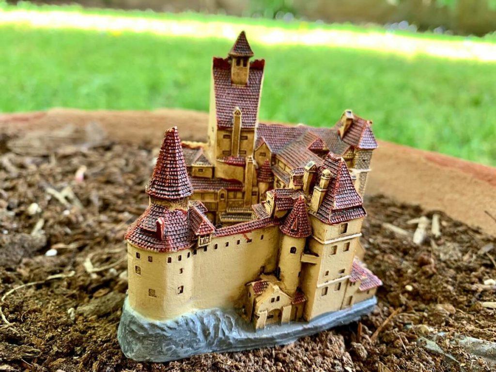 מזכרת מטירת בראן ברומניה
