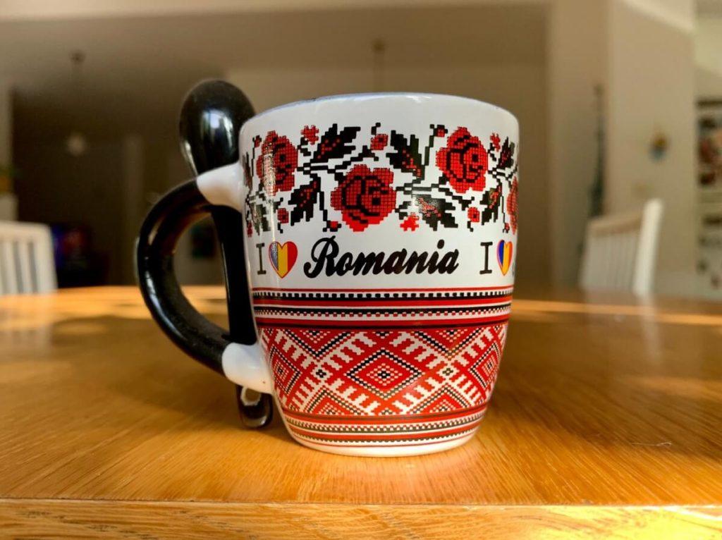 מזכרת מטיול ברומניה