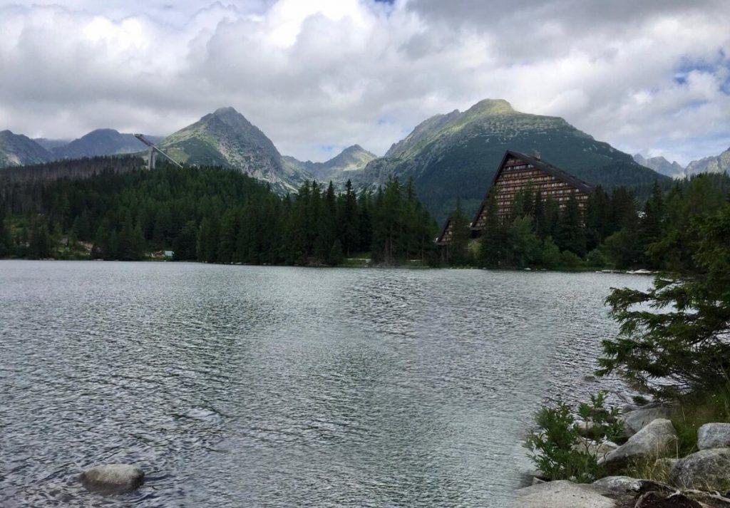 אגם שטרבסקה פלסו