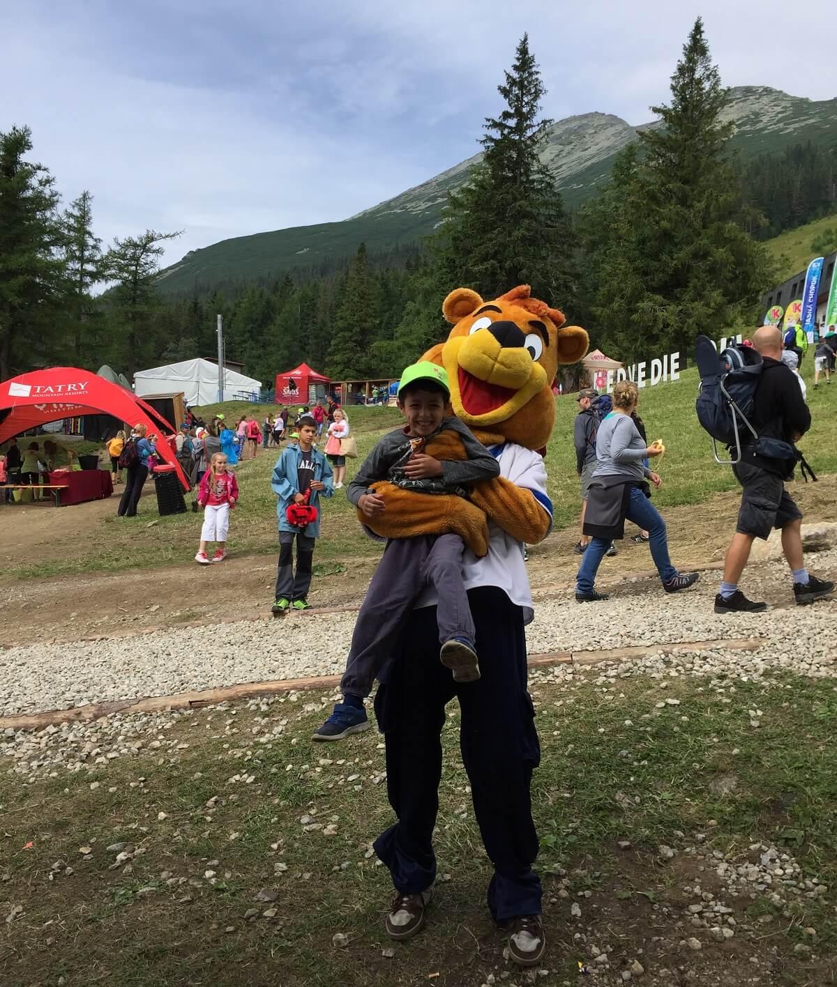 פסטיבל דובים בהרבינוק הרי הטטרה הגבוהים