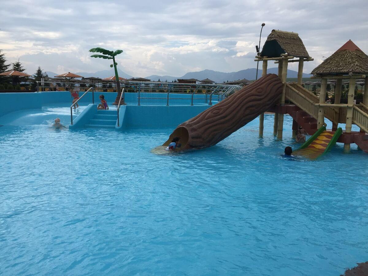 פארק המים טטרלנדיה בסלובקיה