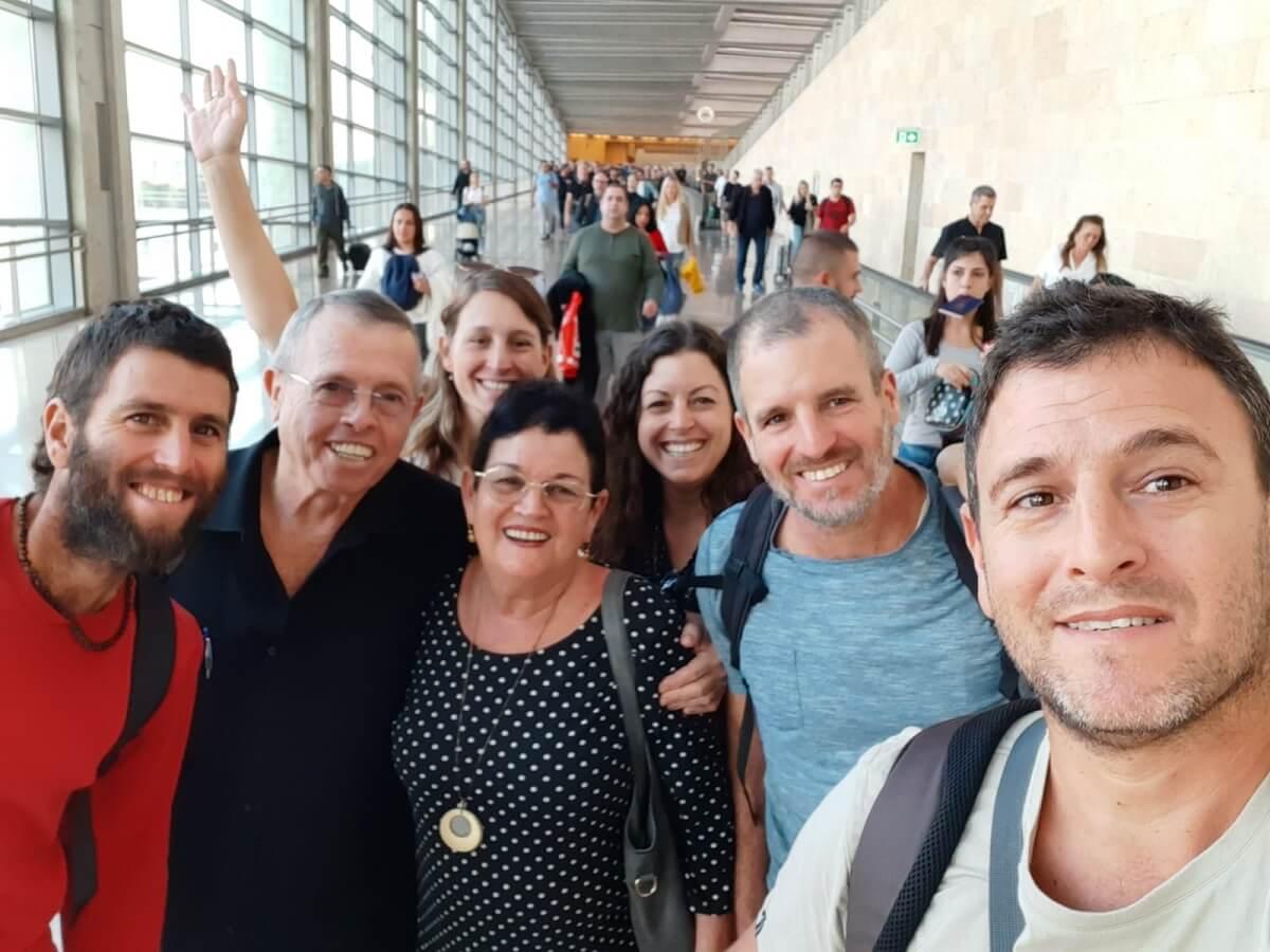 חופשה משפחתית ברומניה שדה התעופה בן גוריון