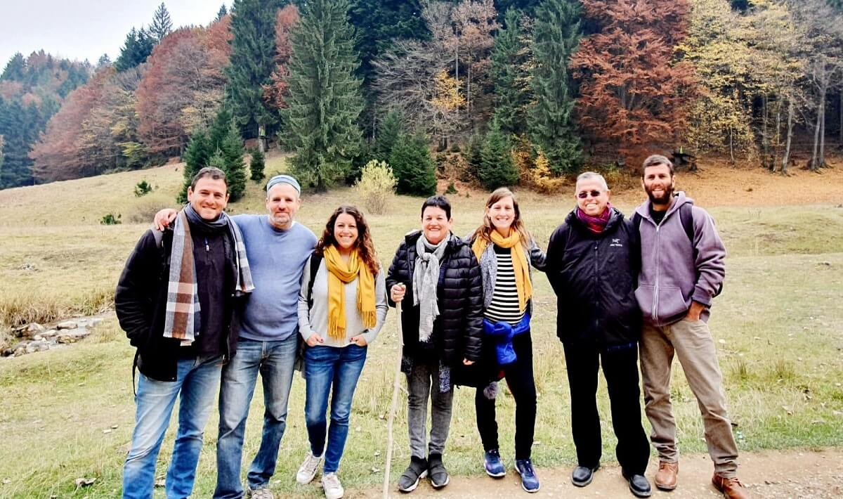 טיול משפחתי ברומניה