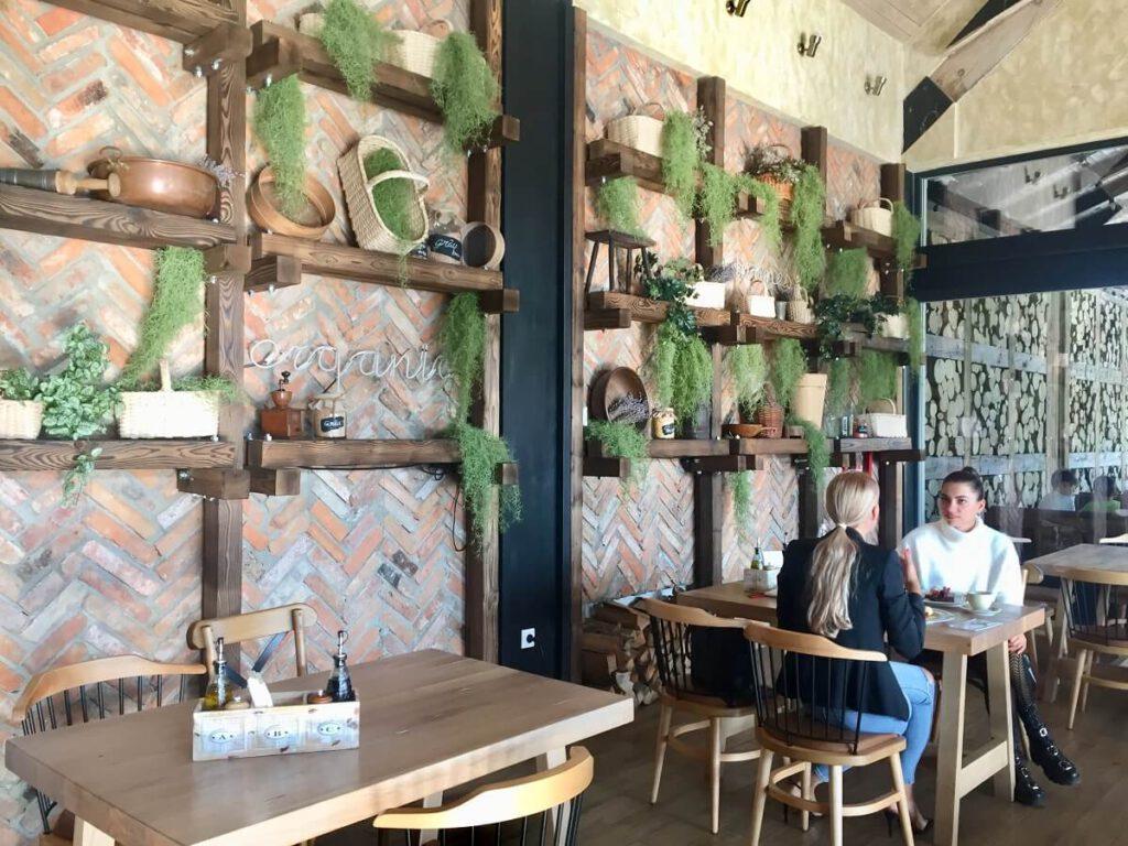 מסעדת D.O.R בבראן