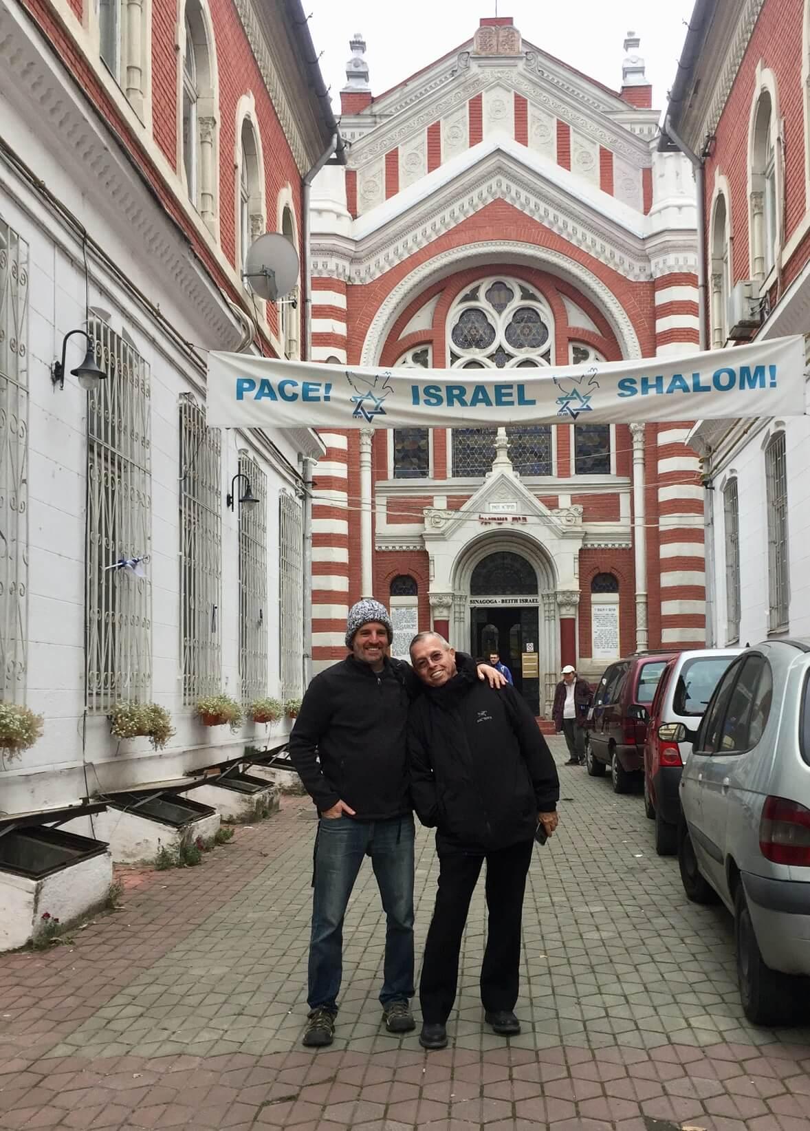 בית כנסת בעיר בראשוב