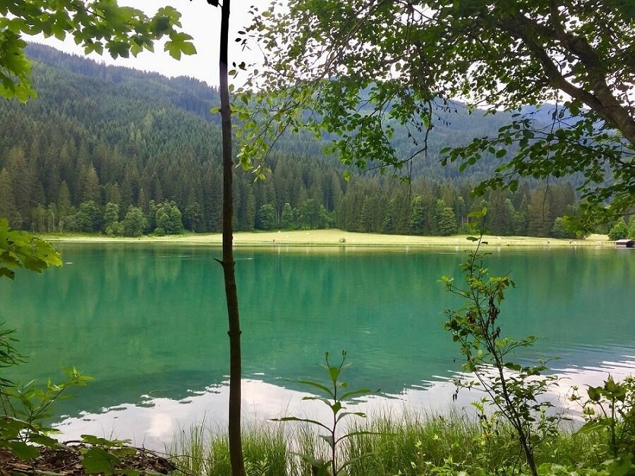 אגם Jägersee חבל זלצבורג